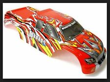 08306 RC 1/8 Scale Monster Truck Body Shell Cover HSP V2 Cut
