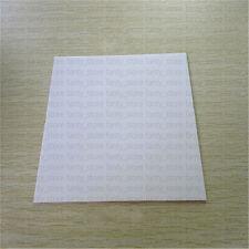 1PCS THIN RECTANGULAR ALUMINA CERAMIC SHEET SUBSTRATE 130*170*1.0mm #A67G LW