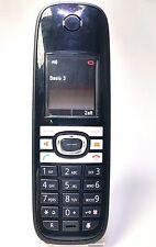 Siemens Gigaset c610 identico come c59 parte mobile c590 c595 c610a +2x BATTERIE NUOVE