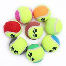 Tennis Ball Sports Tournament Outdoor Fun Cricket Beach Dog Game O4H5