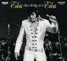 ELVIS PRESLEY - THAT'S THE WAY IT IS (LEGACY EDITION) 2 CD NEU