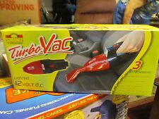Turbo Vac Sweeper for Automobile