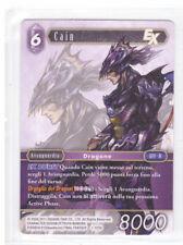 Final Fantasy TCG Cain Opus I 1-127H ITA