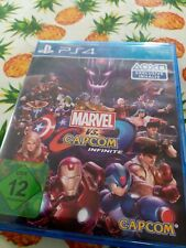 Marvel vs.Capcom Infinite (Sony PlayStation 4, 2017)