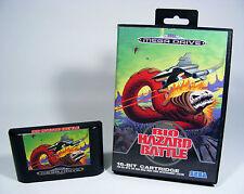BIO HAZARD BATTLE für Sega Mega Drive nur MD Spiel Modul und OVP ohne Anleitung
