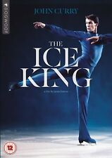 The Ice King [DVD] *NEU* John Curry Dokumentation Doku Olympia Eistanzen Ive