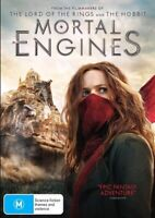 Mortal Engines (DVD, 2019) NEW