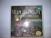 The Steam Locomotive A Century of N. America by Boyd  lot # 10716