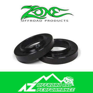 """Zone Offroad 3/4"""" Front Coil spring Spacers for 2007-2021 Jeep Wrangler JT JL JK"""