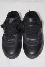 REVOLUTION Dancewear Premium Dance Sneaker BlackLeather #901 Womens Size 7-B85