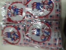 America Flag Hairclips Girls Children Bowknot Headwear Headdress