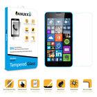 Protection d'écran en verre trempé 0,26mm slim pour Nokia Microsoft Lumia 640