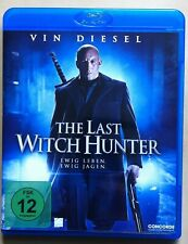 The Last Witch Hunter | 2016 | Vin Diesel | Blu-ray