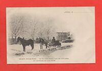 France - ARLANC - Un courrier postal dans les montagnes  (K866)