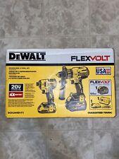 DEWALT DCK299D1T1 FLEXVOLT 60V 20V MAX Lithium-Ion Cordless Brushless Combo NEW!