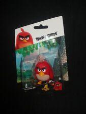 Angry Birds Llavero Llavero Keyfob Rojo XXL, Nuevo Y Sellado
