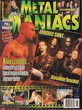 Metal Maniacs June 2000 Angelcorpse, Slipknot, Primus VG 070816DBE