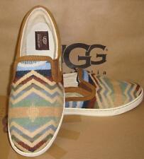 UGG Australia Chestnut FIERCE PENDLETON Slip On Shoes Size US 9 NIB #1010228
