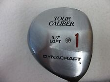 **Dynacraft Tour Caliber 9.5* - #1 Driver - Right Hand - Men's - Graphite Shaft
