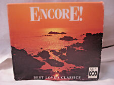 ENCORE ABC Australia Best Loved Classics 5 CD Set Classical Music