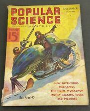 1936 Popular Science Magazine