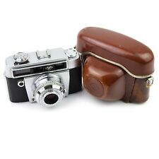 Agfa Super Silette L Camera with Color - Solinar 50mm f/2.8 Lens c.1958