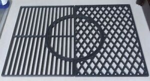 X Home Cast Iron Grill grates for Weber Genesis II 300 Series XH_XG08C