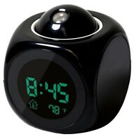 Kids Digital Alarm Clock function Voice Talking Projection Temperature Bedroom