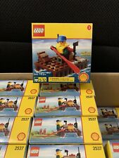 Lego Set Extreme Team Raft Set #2537 Shell Co. Mint New in Box Never - FREE SHIP