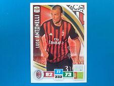 Card Calciatori Panini Adrenalyn 2016-17 2017 n.204 Luca Antonelli Milan