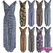 Unbranded Polyester Summer/Beach Floral Dresses for Women