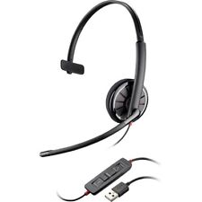 Plantronics Blackwire C310-M Corded Monaural USB Headset