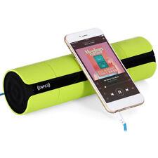 NFC LCD LED Touch Bluetooth Lautsprecher Speaker Musikbox FM/TF SD Card AUX MIC