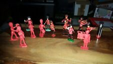 Charbens Coldstream Guards Band Members Plus Other Toy Soldiers.