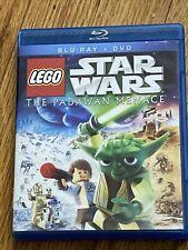LEGO Star Wars - The Padawan Menace (Blu-ray + DVD) 2 Disc Set