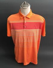 PUMA POLO Shirt Size XL ORANGE