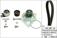 Wasserpumpe + Zahnriemensatz für Kühlung INA 530 0624 30
