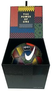 NIKE ORDEM 4-BHM ORIGINAL MATCHBALL EDLE PRÄSENTATIONSBOX LIMITED EDITION