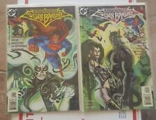 Superman Silver Banshee (1998), SET:# 1 - 2, NEW NM+ Free shipping