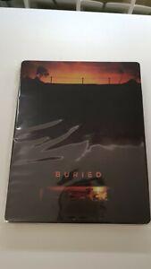 Buried  limited steelbook bluray