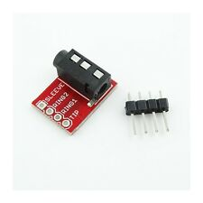 TRRS 3.5mm Jack Micro Breakout Board Headset Stereo Erweiterungsmodule Modul