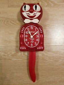 Kit cat clock 2008