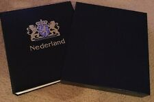 small collection SHEETS NETHERLANDS IN DAVO ALBUM V 1993- 2011