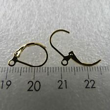 Earring 15 x 10mm for diecast models as Hook or Jewelry