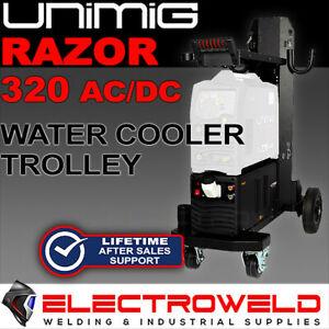 UNIMIG Razor 320 ACDC Water Cooler Trolley Cart, for Welder Tig JRTIG320TROLLEY