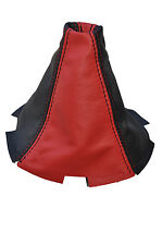 FITS MAZDA RX8 GEAR GAITER SHIFT BOOT 2 COLOURS BLACK RED