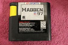 Madden NFL 97 SEGA MEGADRIVE/GENESIS/NOMAD
