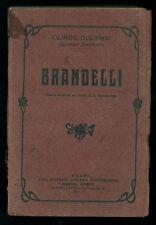 GUERRINI OLINDO STECCHETTI LORENZO BRANDELLI MONANNI 1911