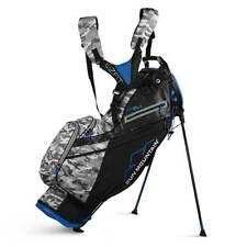 New 2020 Sun Mountain 4.5 Ls 14-Way Stand Bag - (Black / Camo / Cobalt)