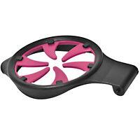 Valken Paintball V-Max VMax Loader Feeder Hopper Max Speed Feed - Black / Pink